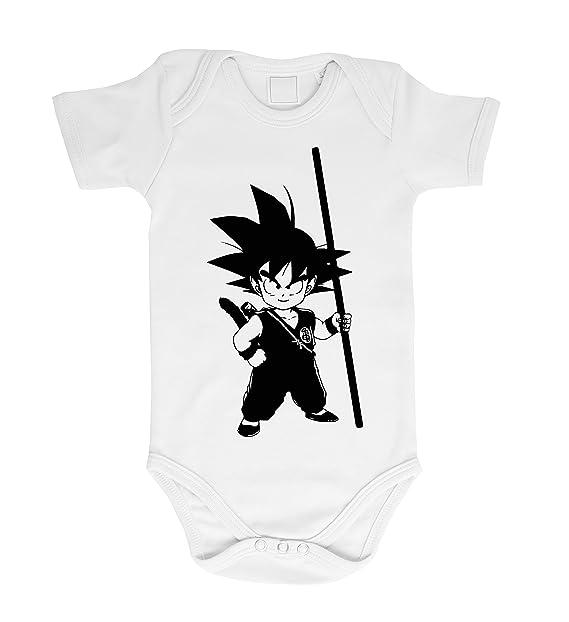 Son Goku Baby Bebé Body Goku Dragon Master Son Ball Vegeta Turtle Roshi Db, Farbe2