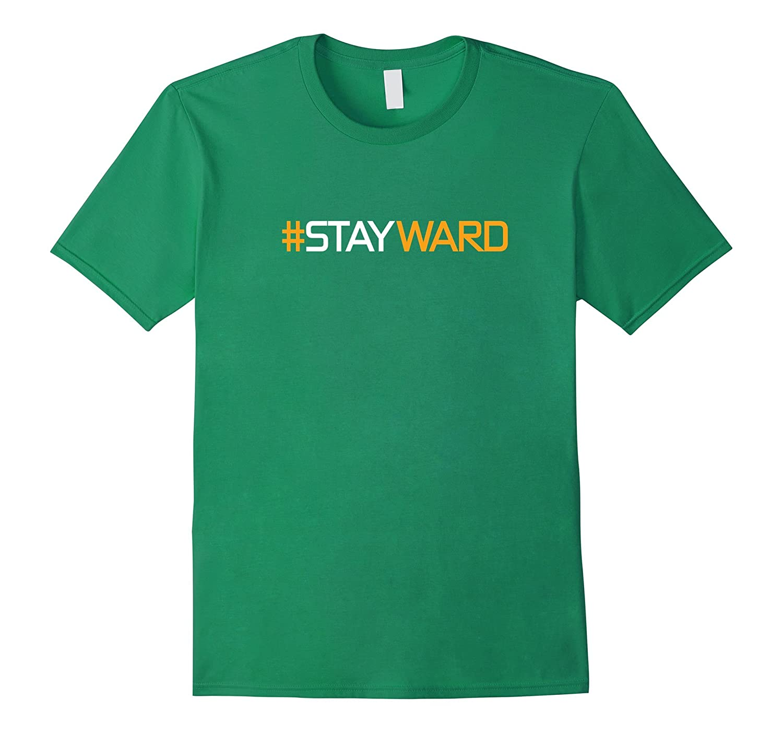 #STAYWARD – Utah Basketball Shirt
