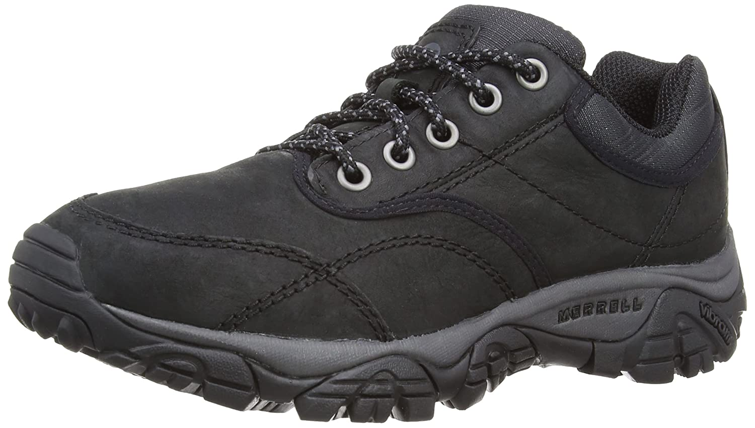 Amazon.com | Merell Men's Moab Rover Hiking Shoes, Durable and Comfortable  in Sophisticated Leather Upper and Abrasion Resistant Fabric | Shoes