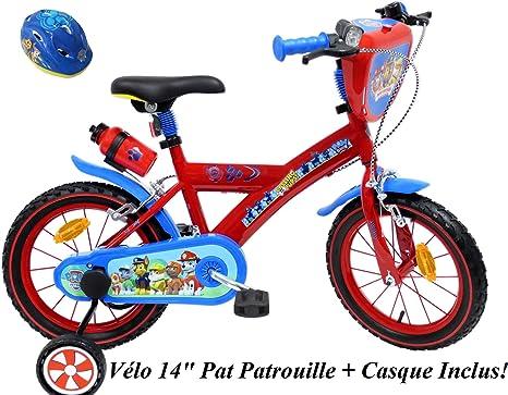 Eden-Bikes Bicicleta 14 Pulgadas Garcon PATROLLA 2 Frenos PB ...