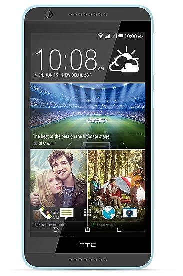 HTC Desire 820G Plus (Milkyway Grey) Smartphones at amazon