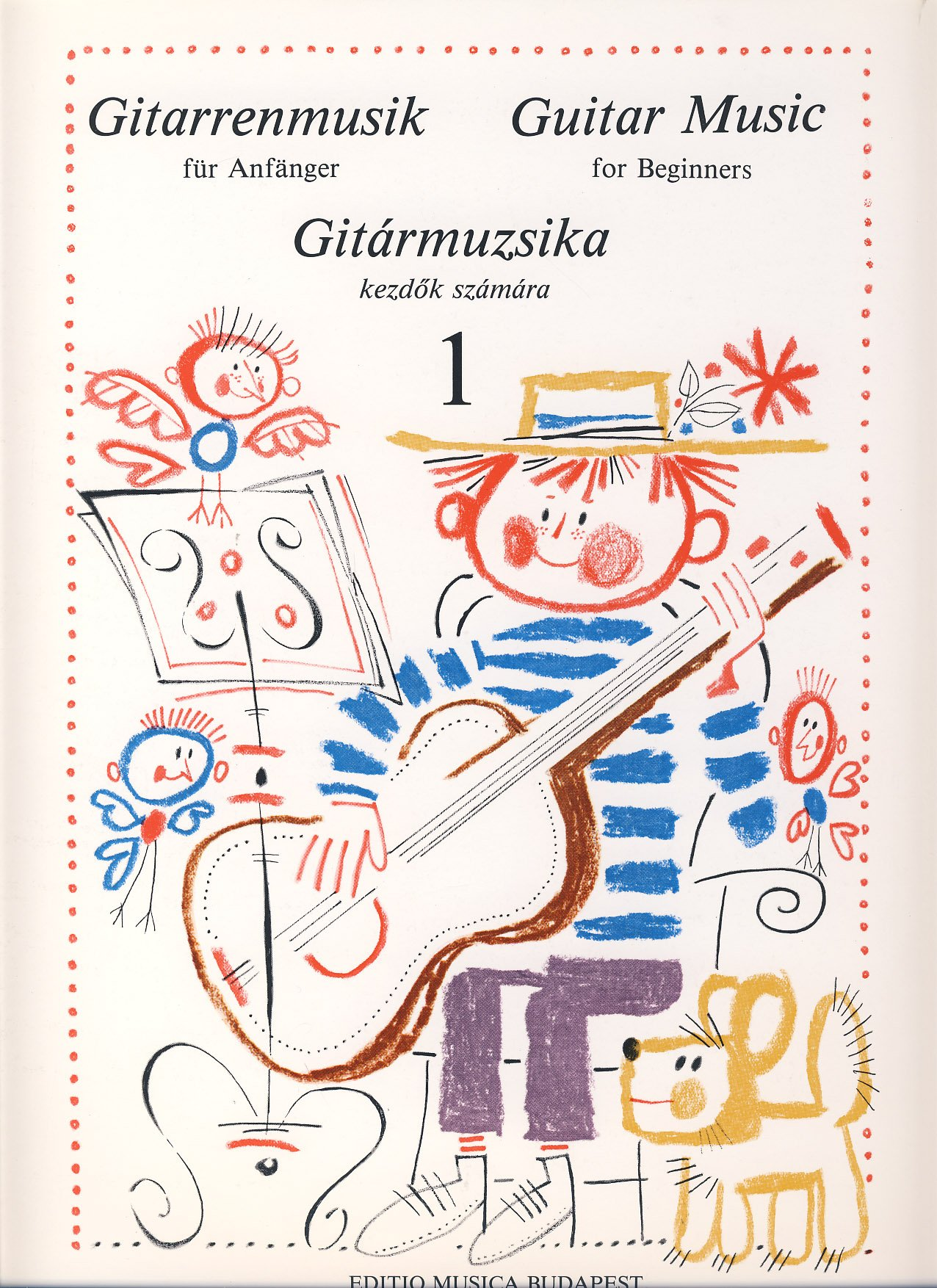 Coleccion - Musica para Principiantes Vol.1 para Guitarra ...