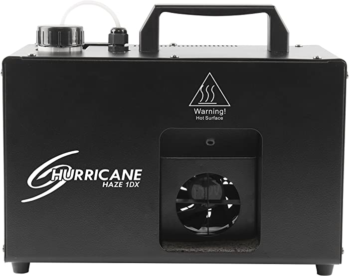 Top 10 Chauvet Hurricane 901 Fog