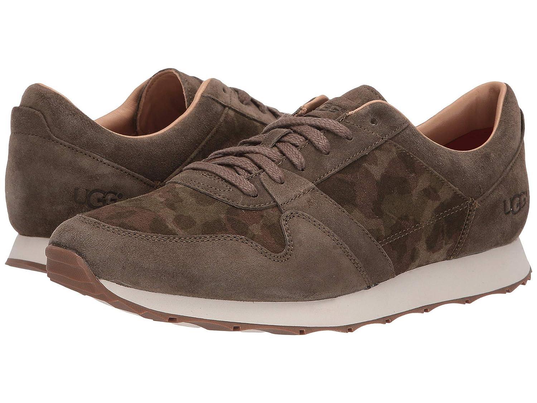 人気TOP [アグ] Trigo メンズレースアップシューズスニーカー靴 Trigo Suede Camo [並行輸入品] cm D|Antilope B07N8FRZT2 Antilope 28.0 cm D 28.0 cm D|Antilope, キイナガシマチョウ:d5aee6e2 --- a0267596.xsph.ru
