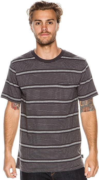 Quiksilver - Sudadera - para hombre gris estampado variado Small: Amazon.es: Ropa y accesorios