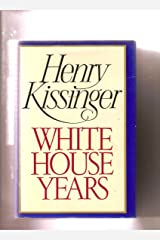White House years Unknown Binding