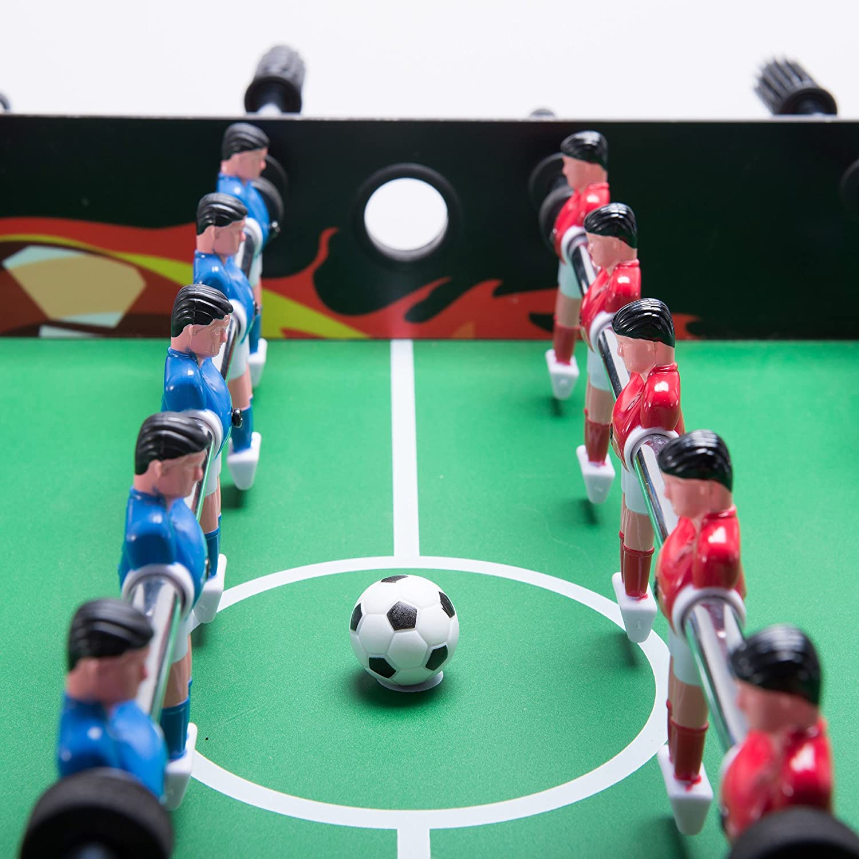 CO-Z Futbolín Mesa del Fútbol Juego de Mesa Divertido Deportes ...