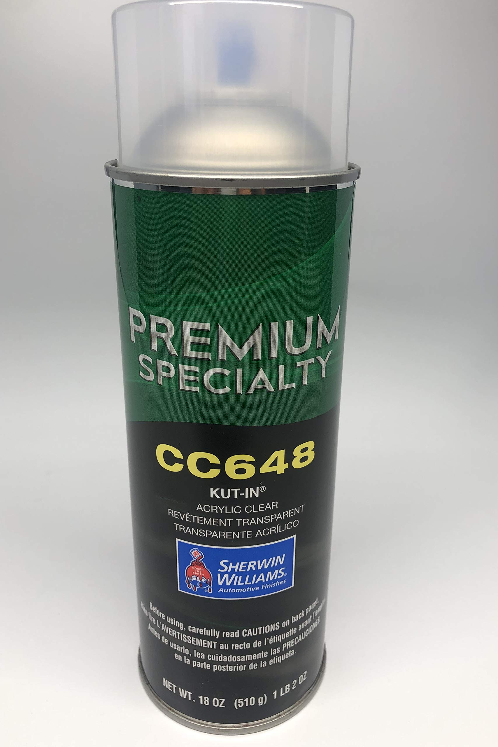 Sherwin Williams CC648 - Ultra 7000 KUT-in-Clear, 18 OZ