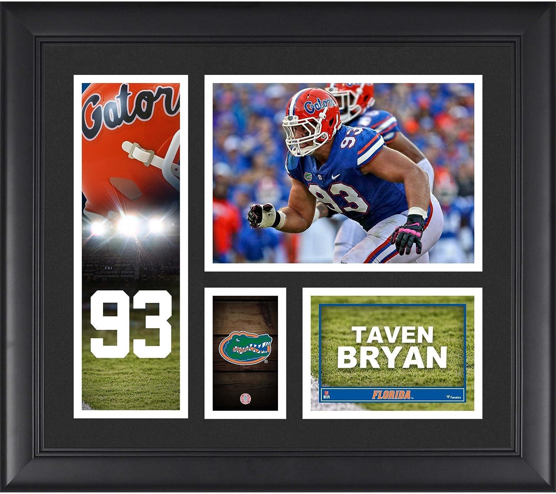 Taven Bryan Florida Gators Framed 15