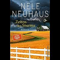 Zeiten des Sturms: Roman (Sheridan-Grant-Serie 3) (German Edition) book cover