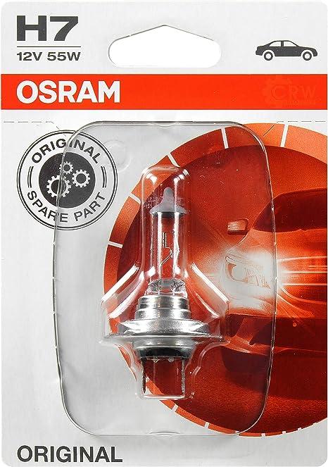 Qr Parts 69442669 Set Scheinwerfer Links 1011675 Scheinwerfer Rechts 1011676 Osram H1 Original 64150 01b 2 Stück H7 Classic 64210clc 2 Stück Auto