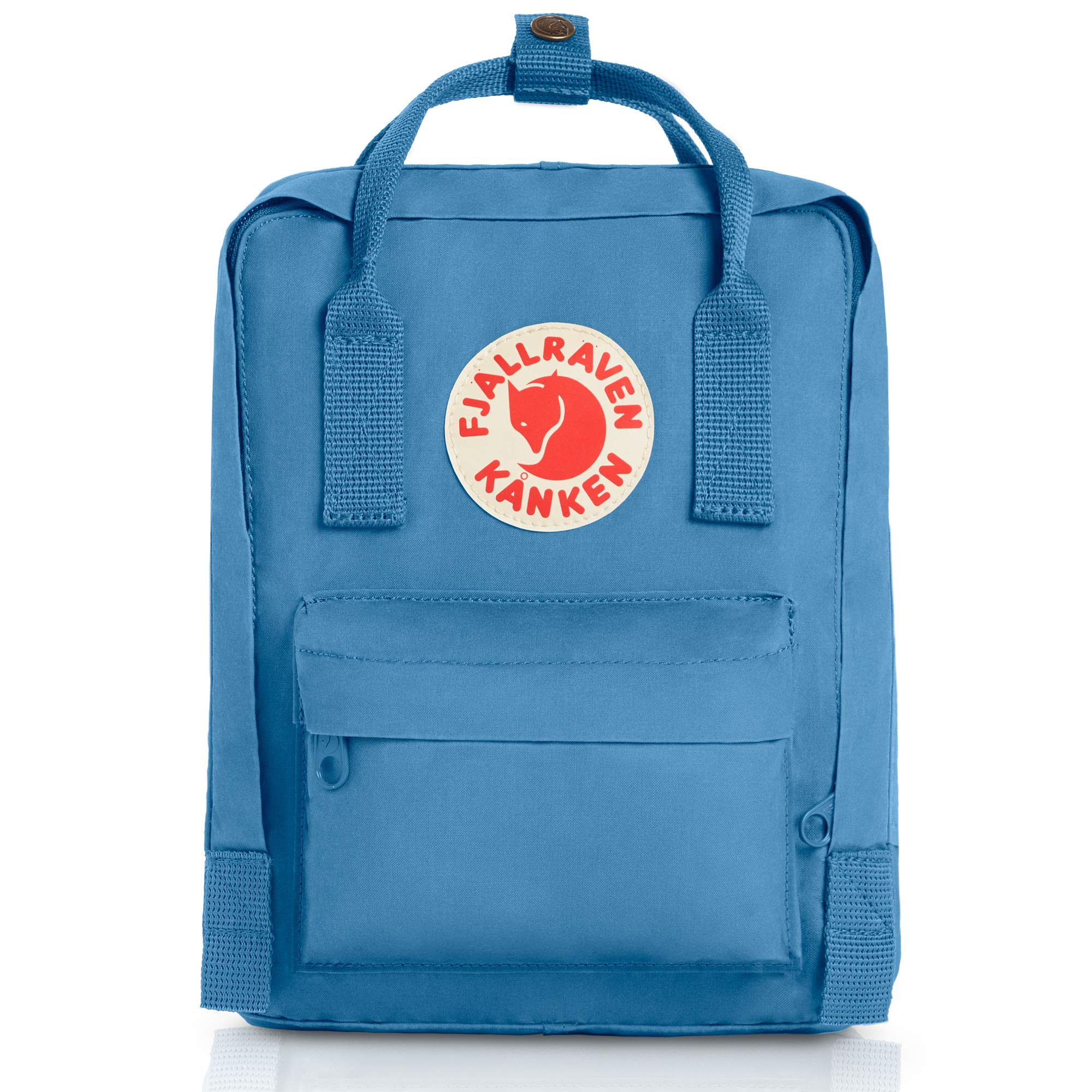 Fjallraven - Kanken-Mini Classic Pack, Heritage and Responsibility Since 1960, Air Blue, One Size