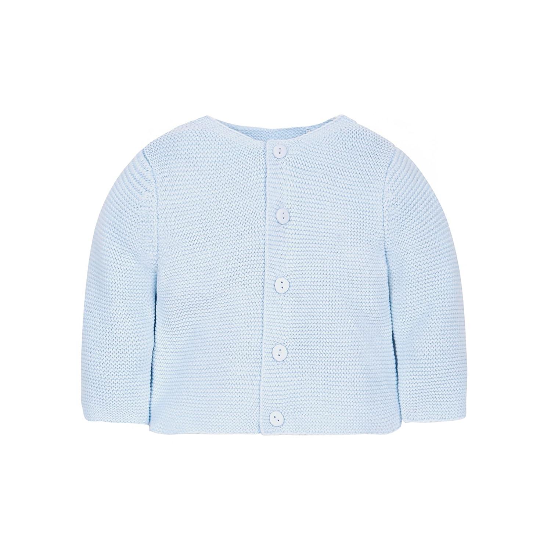 Mothercare Baby Boys Purl New Cardi Cardigan LD280