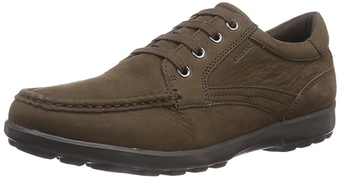 Geox U Mantra - Mocasines para hombre, Braun (C6004CHESTNUT), 45: Amazon.es: Zapatos y complementos