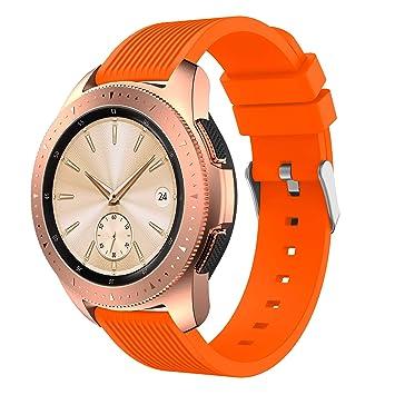 XingWangFa for Samsung Galaxy Watch (42mm) Straps Correas 20mm ...