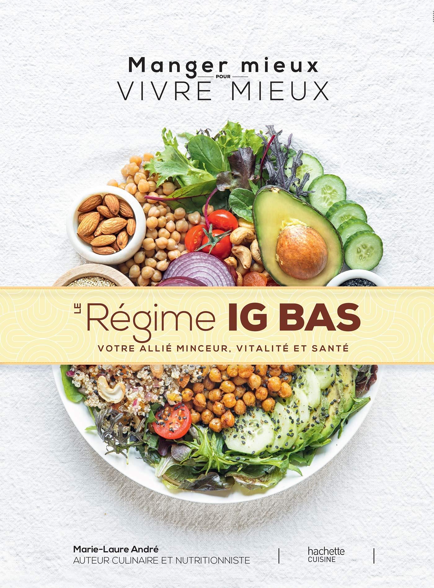 LE REGIME IG BAS por Marie Laure André