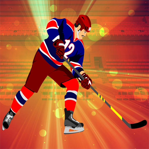 Court Ice - Ice Blade Hockey : The Winter Power Play Shot Puck Challenge - Free Edition