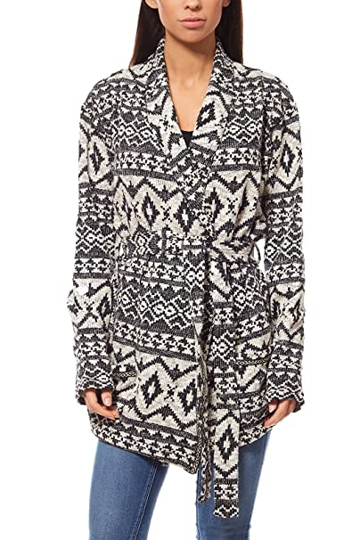 Wrangler Cozy Summer Jacket Chaqueta de Punto para Mujer ...