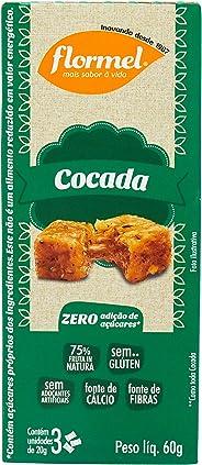Cocada Zero Flormel 60g