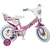 "Bicicleta 14"" Minnie"