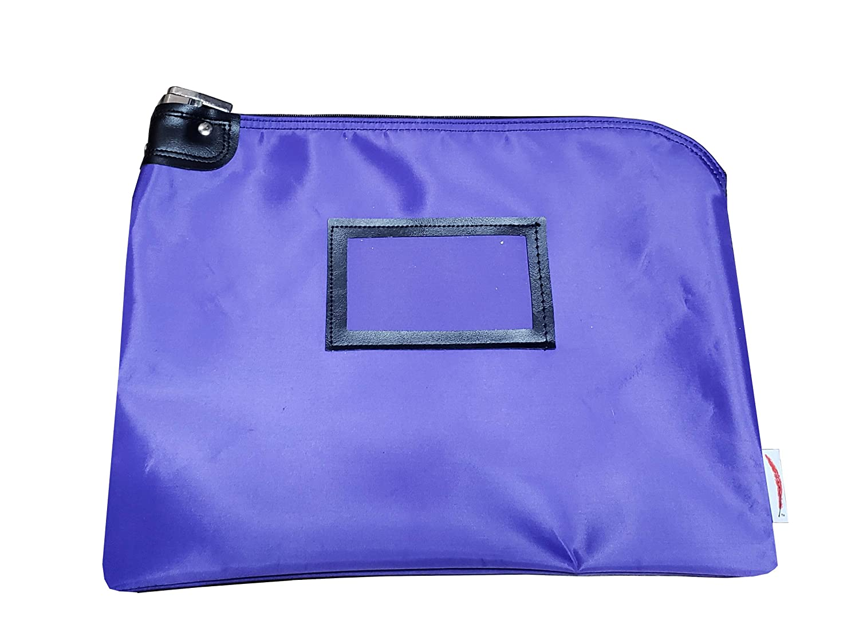 Locking Document Security Bag Semi-Clear