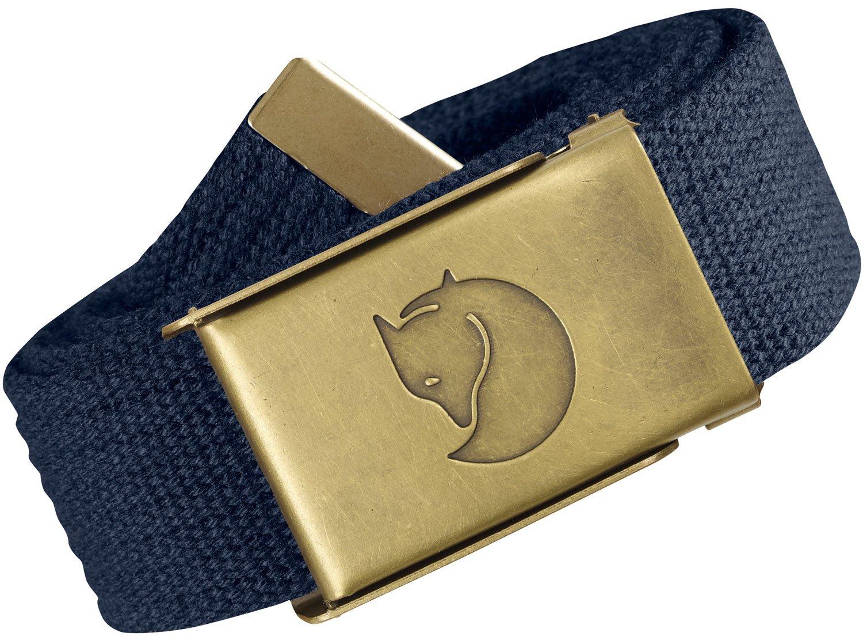 Fjällräven Canvas Brass Belt 3cm - Hosengürtel