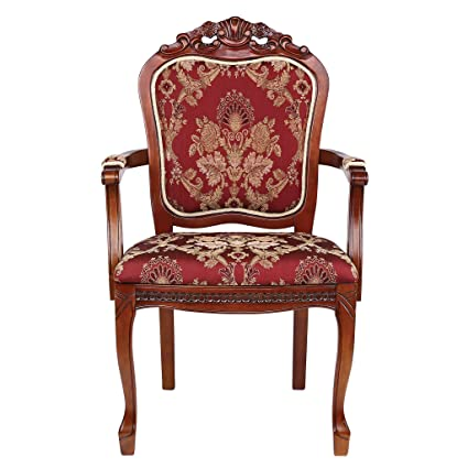 Design Toscano Crown Hill Baroque Chair Amazon Ca Home Kitchen