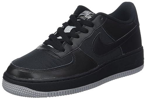 la moitié 7b7bd b889e Nike Air Force 1 Lv8 BG, Chaussures de Gymnastique garçon