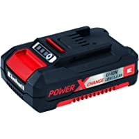 Origineel Einhell systeem accu Power X-Change zonder laadapparaat 1,5 Ah Akku-Kapazität zwart, rood