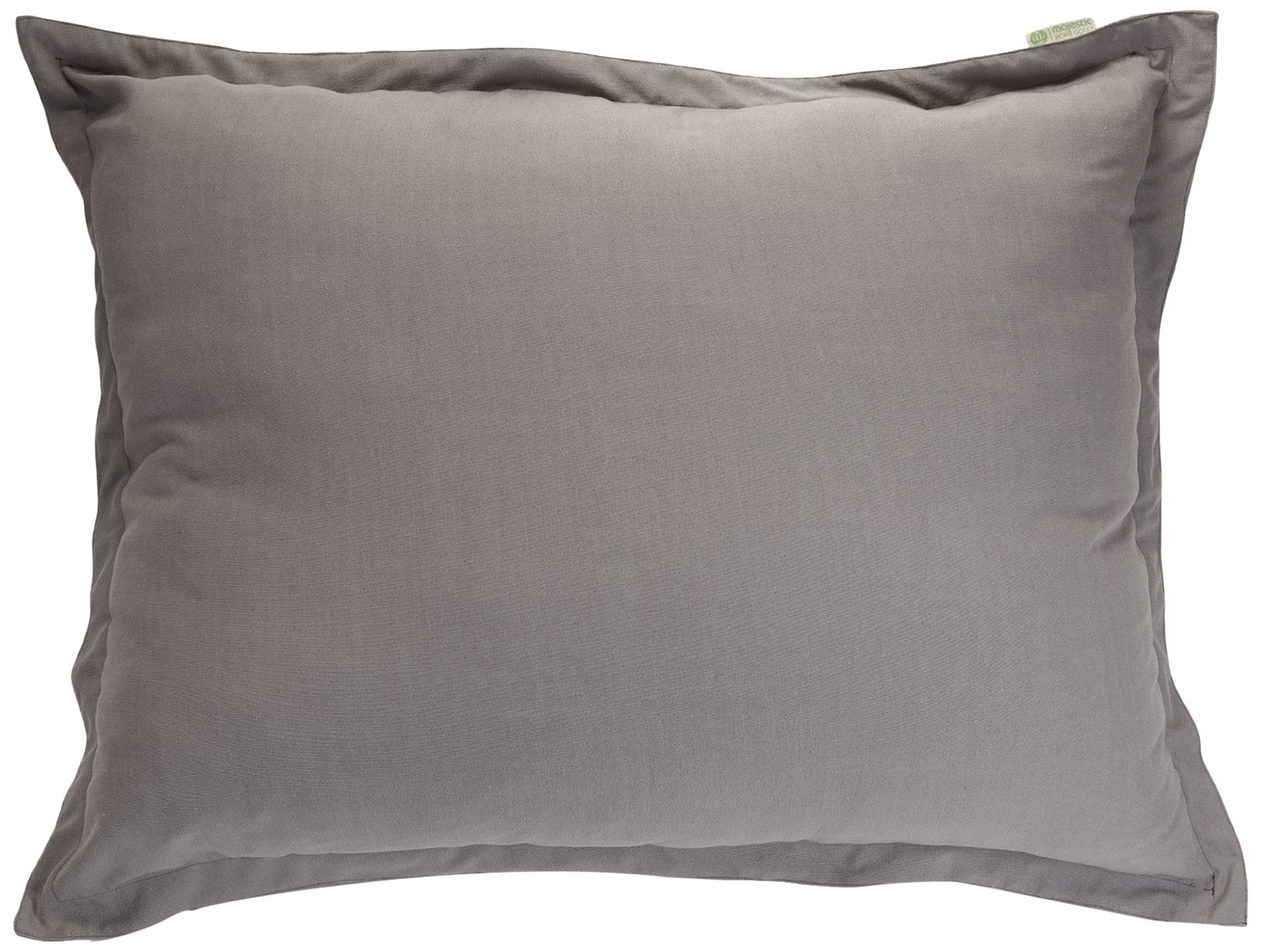 Majestic Home Goods Wales Floor Pillow, Gray by Majestic Home Goods