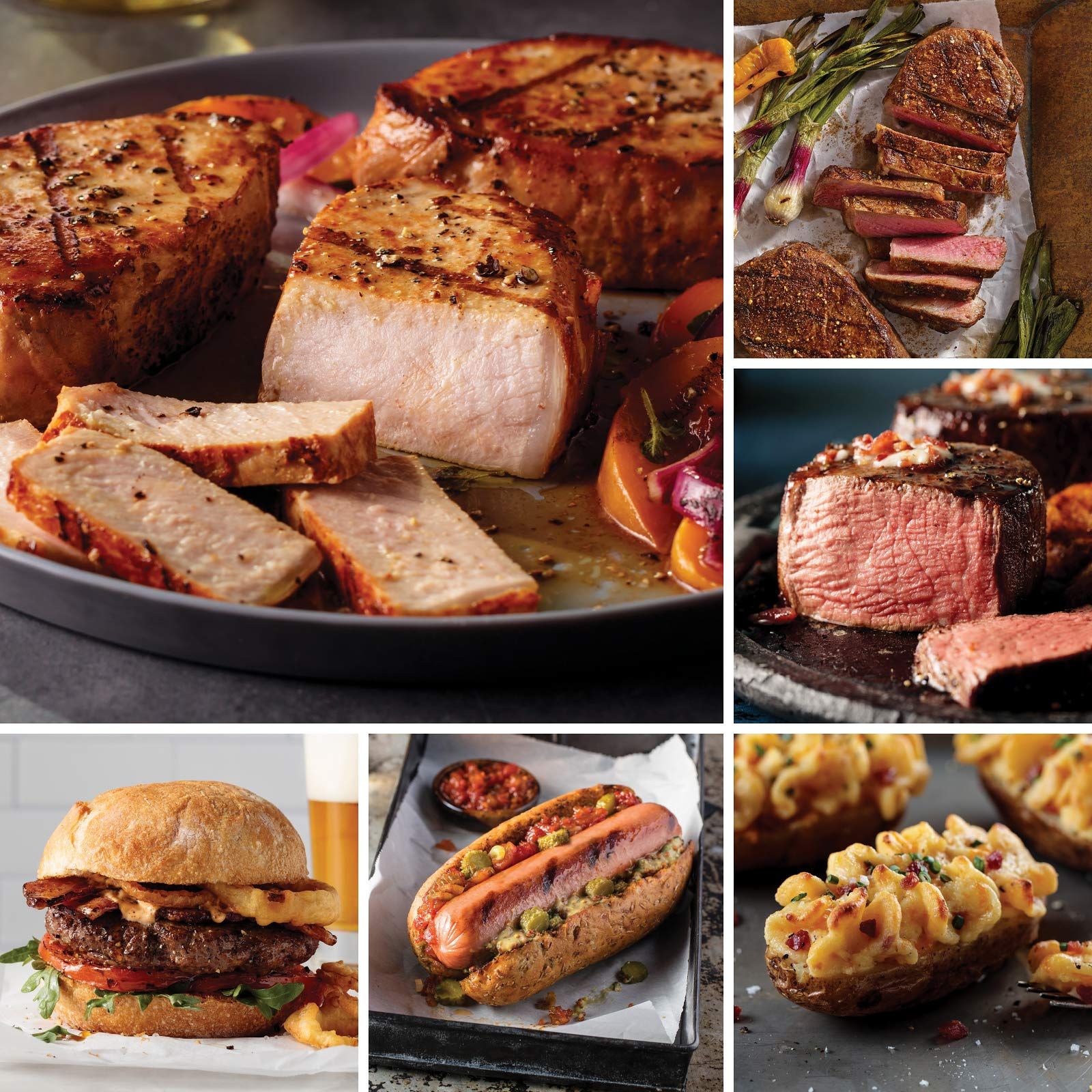 The Ultimate Man Gift from Omaha Steaks