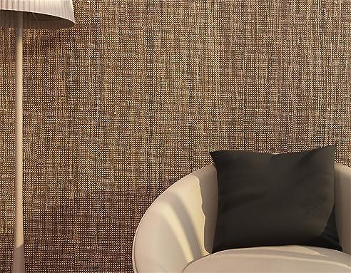 Flachs Stroh Gold Filigran Hintergrund Von Einfarbig Vliestapete Modern  Minimalist Schlafzimmer Wohnzimmer Wall Papers,