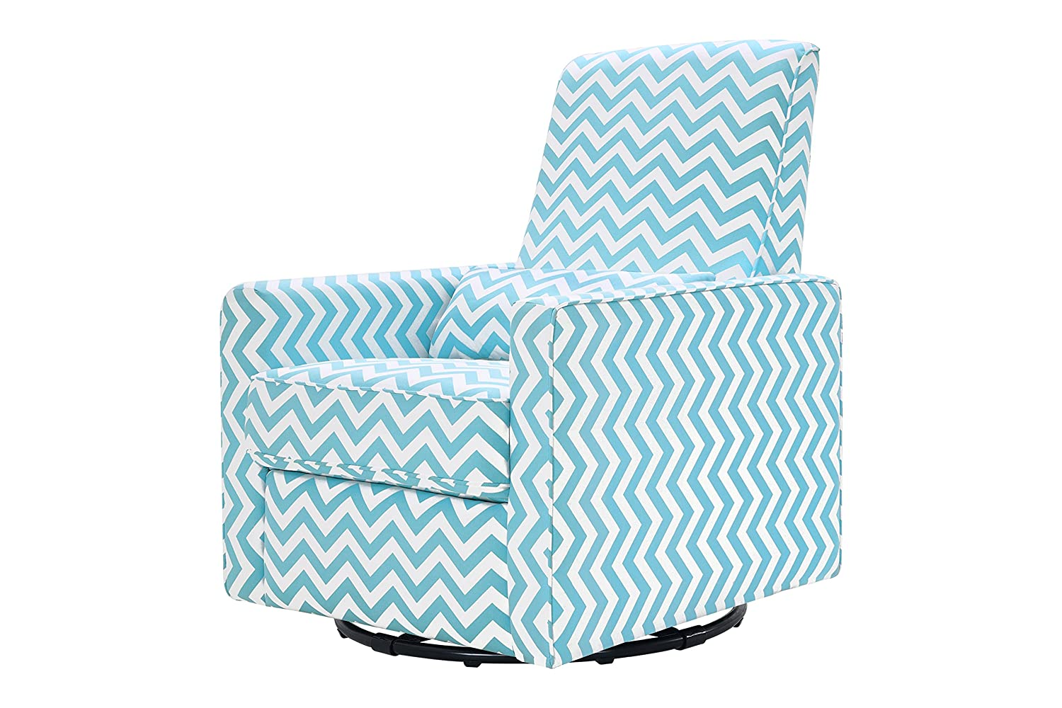 Cool Amazon Com Baby Mod Modena Recliner Chevron Blue Baby Gmtry Best Dining Table And Chair Ideas Images Gmtryco