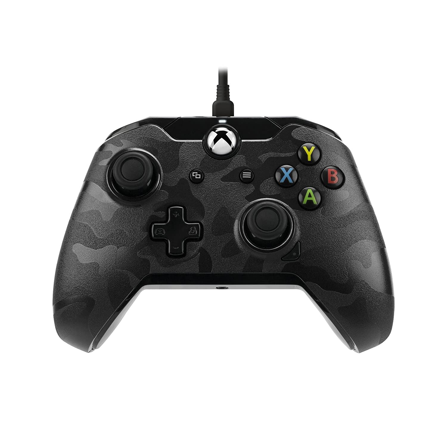 PDP Wired Controller for Xbox One and PC, Camo: Xbox One: Computer ...