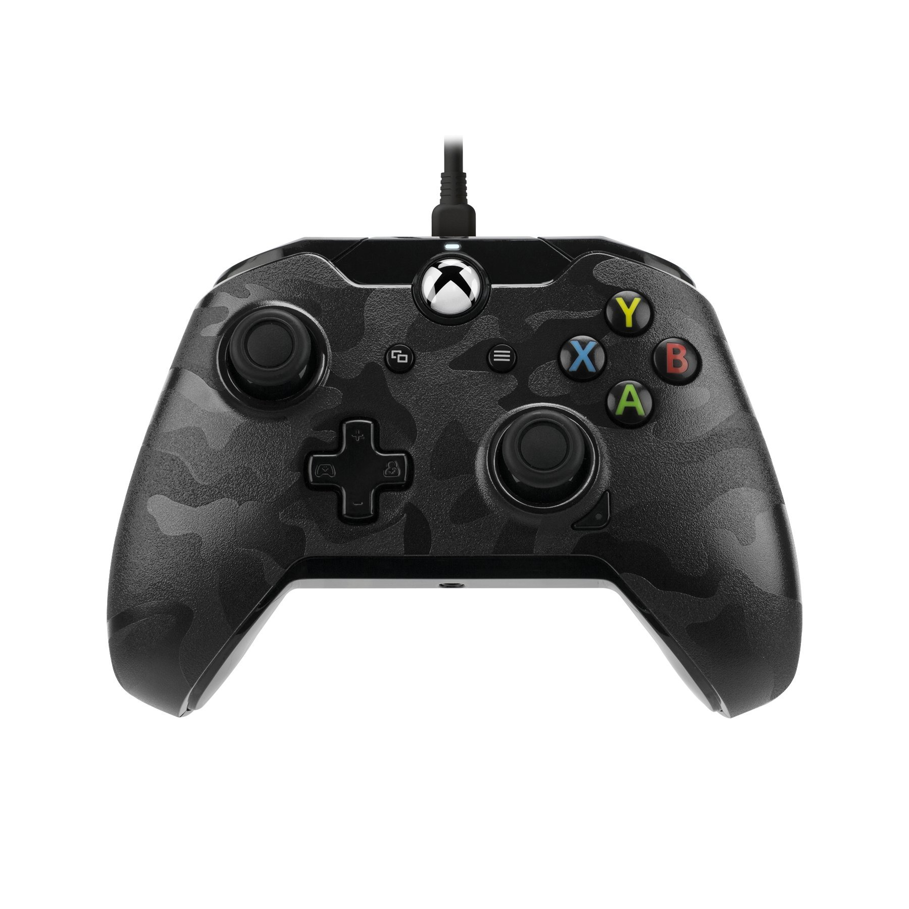 Amazon.com: PDP Wired Controller for Xbox One & PC - Camo: Video Games