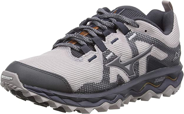 Mizuno Wave Mujin 6, Zapatillas de Running para Asfalto para Mujer