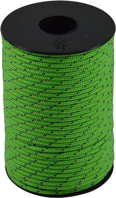 3 mm Bianco 200 m Corderie Italiane 006037972 Cordino Colorato Hobby Fantasy