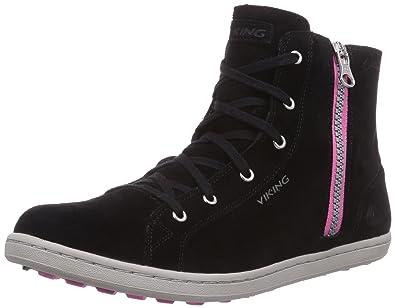 Gjevjon W GTX, Womens Hi-Top Sneakers Viking