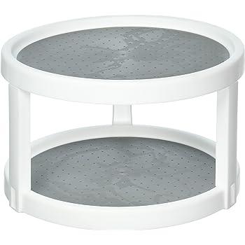 Home Basics Twin Turntable Spice Rack