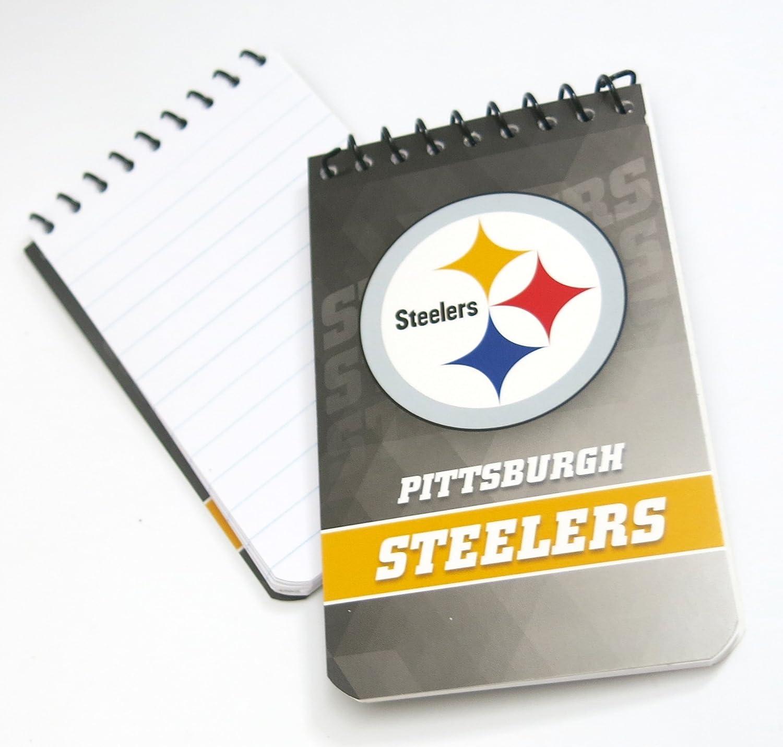 Pittsburgh Steelers Weihnachtsstrumpf Wurstfüller, 12 Memo Pads 7,6 ...