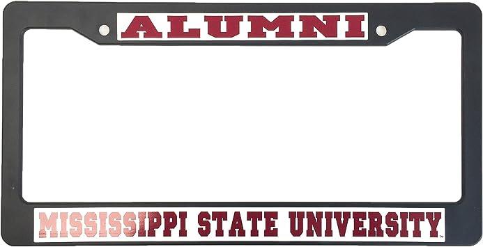 Mississippi State University Alumni License Plate Frame