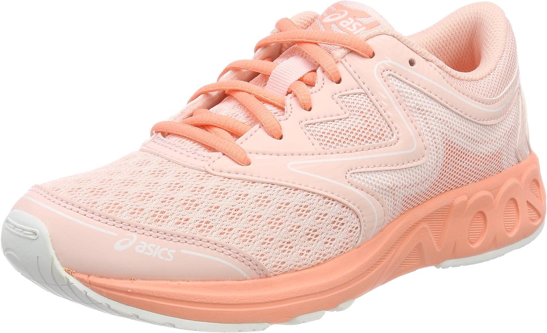 Asics Noosa GS, Zapatillas de Running Unisex Niños, Rosa (Seashell Pink/Begonia Pink/White 1706), 34.5 EU: Amazon.es: Zapatos y complementos