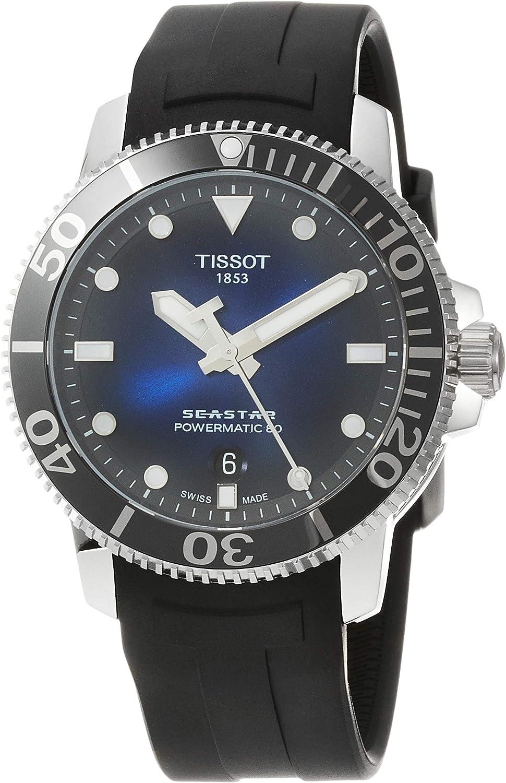 Tissot Seastar 1000 Powermatic 80 - T1204071704100 para hombre