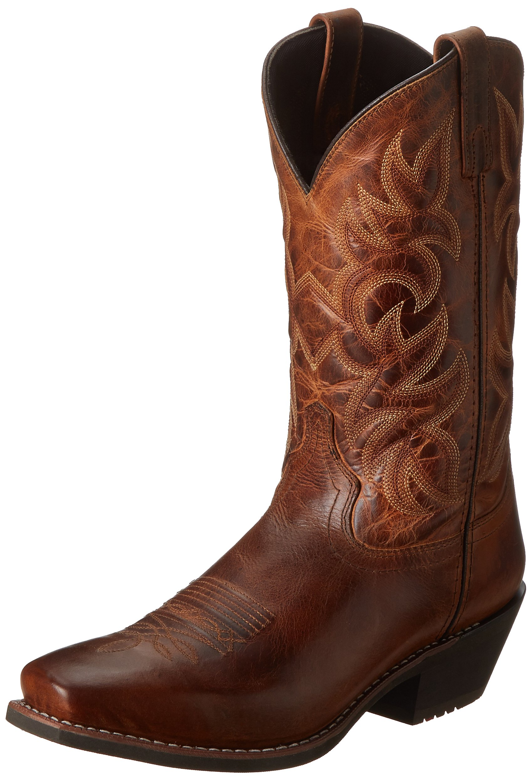 Laredo Men's Breakout Western Boot,Rust,8 D US