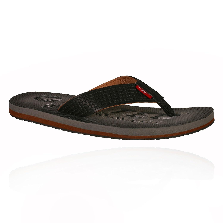 b4594e087 Hi-Tec Shadow Thong Flip Flops - SS19 Black  Amazon.co.uk  Shoes   Bags