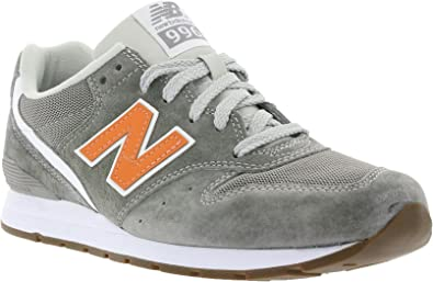 NEW BALANCE 996 Sneaker 43 grau