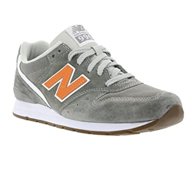 cheaper 2c72b f824a New Balance Men's Mrl 996 Jd 996 Grey and Orange Grey Size ...