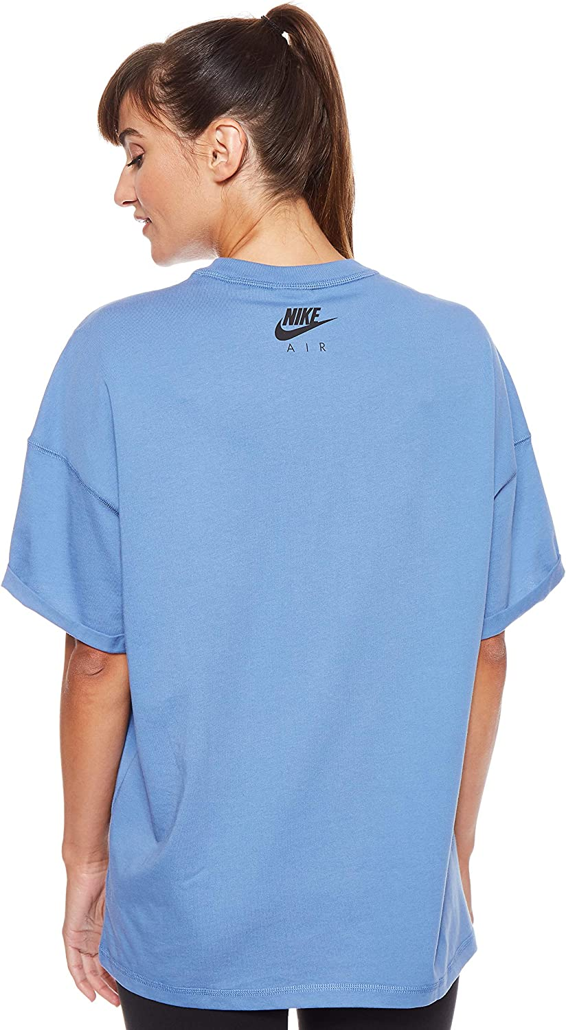 nike w nsw air top bf t-shirt femme