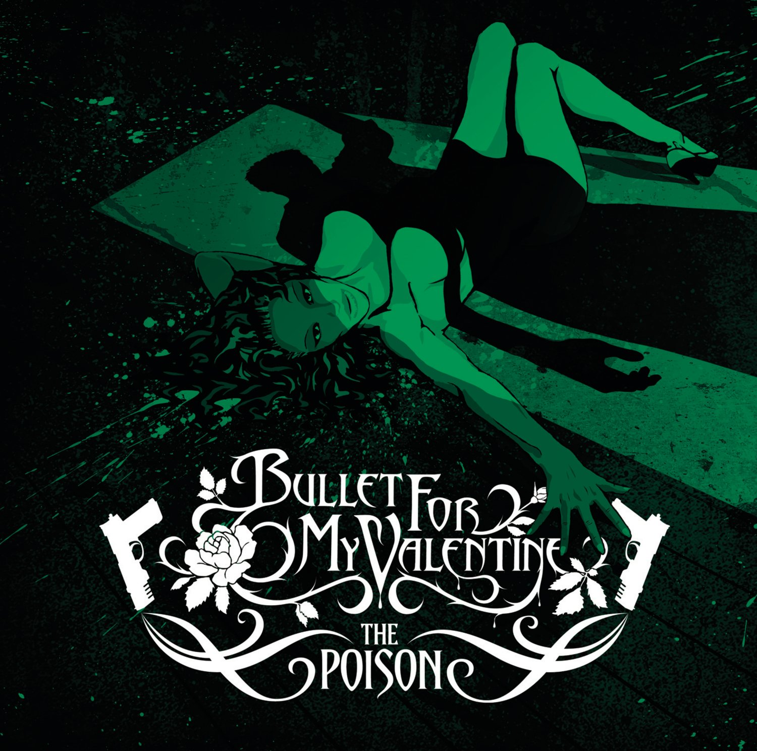 Bullet For My Valentine The Poison Deluxe Edition Amazon Com Music