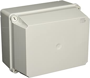 Abb-entrelec 1sl0862a00 - Caja ip65 220x170x80mm con tapa alta ...